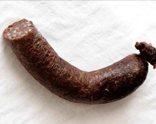 Large sausage